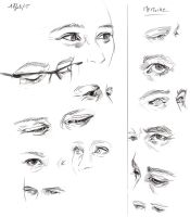 more eyes by ViridRain
