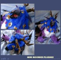 Mini Moonkin by The-SixthLeafClover