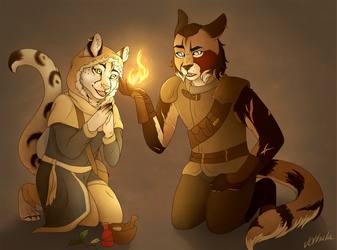 Playing with Fire by Vothala