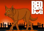 Red Dog by Artygal