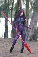 Scathach - Forest XI by MeganCoffey