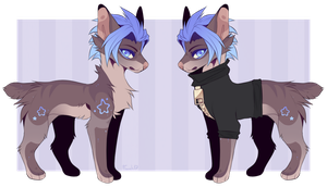 Star boy - reference by Flatteh
