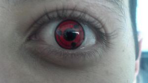 Sharingan by LittleMonito