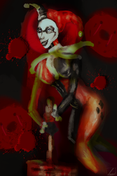 Harley Quinn by Pasmical