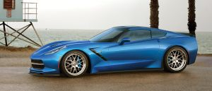 Corvette Stingray ZR1 by GTStudio