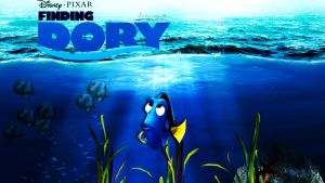 Finding Dory - Disney Pixar by Dreamvisions86