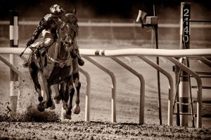 Horseracing -Close by AndersStangl