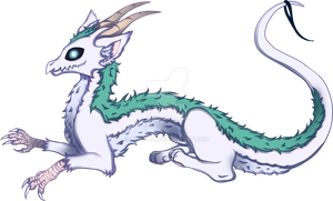 OPEN Spirited away Lokidragon adoptable auction by TaNa-Jo