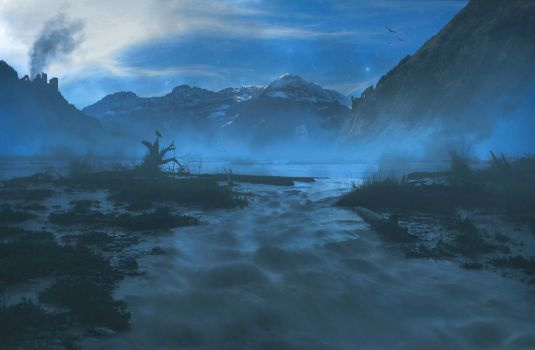 Skyrim: Lowlands by Moose23
