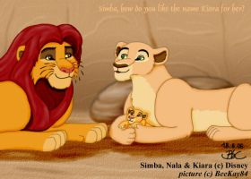 TLK2: Simba's Pride by MutantPiratePrincess