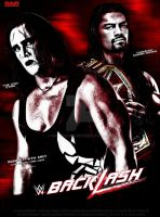 WWE Backlash 2018 Poster by SidCena555