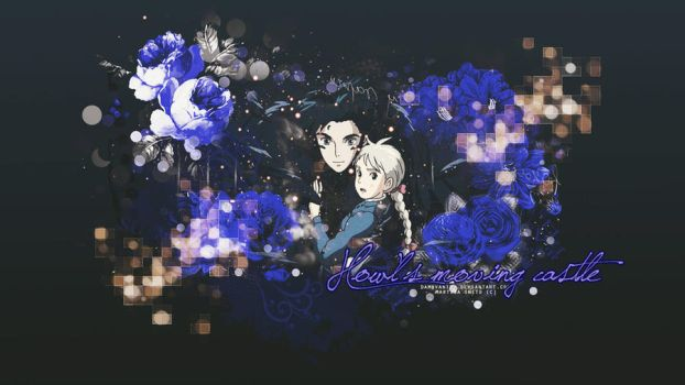 Howls moving castle wallpaper by damnvanity
