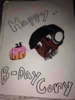 Happy birthday Coryxkenshin by Winter021