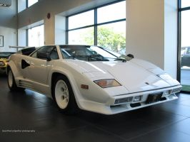 Countach by SeanTheCarSpotter