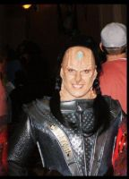 A Cardassian Soldier by Abayomi