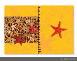 Exercise book Cover 2 by Eslam