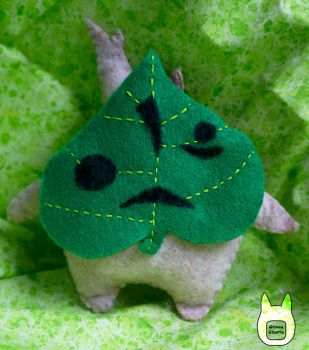Makar Plush (Wind Waker Week Day 3) by studioofmm