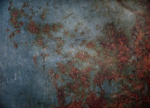 Blue rust Unrestricted by DivsM-stock