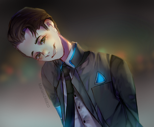 Connor by mariam246810