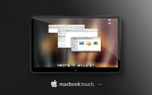 Macbook touch. by IartIless