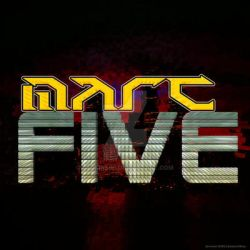 Marc Five Musical Logo by jenkins08