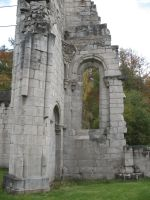 Cloister Ruins Germany 2 by nathies-stock