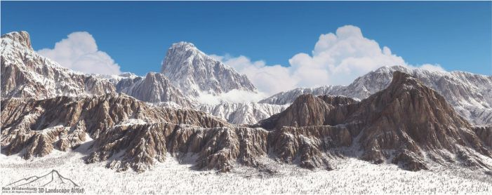 Winter Is Coming 2018 by 3DLandscapeArtist