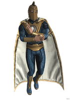 Injustice 2 (IOS): Doctor Fate. by OGLoc069
