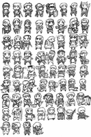Citizens Collection by Flashkirby-99