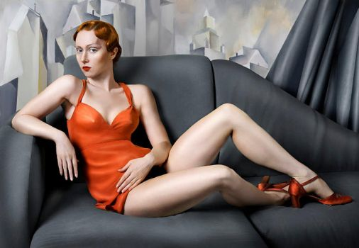 For Lempicka by KaterinaBelkina