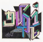 Stickers 165 by VHS-Guri