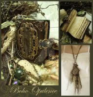 Boho Opulence by LuthienThye