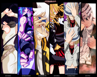 SOUL EATER - collab by Adriano-Arts
