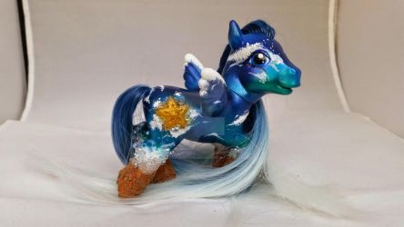 Sea Swell - Customized G3 Pegasus My Little Pony by StrawberryMeadow