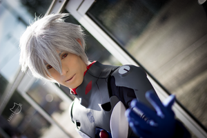 Kaworu Nagisa - Plugsuit by SecondImpactCosplay