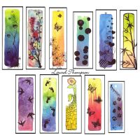 Bookmarks 2 by TabbyRox