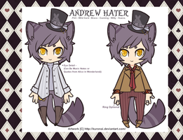 Andrew Hatter by Indianakat