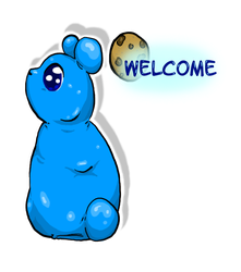 Welcome:.Kip by The-F0X