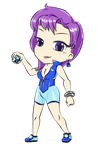 Chibi Thetis by athorment