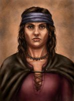 Heroes of Might and Magic - Lorelei by A-De