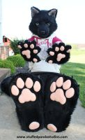 Paws Up by stuffedpanda-cosplay
