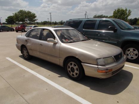 1997 Toyota Avalon [Beater] [Customized] by TR0LLHAMMEREN