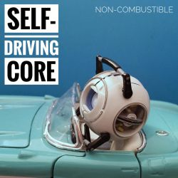 Self-Driving Core by NikiGerrier