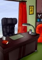 office_ by acnero