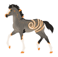 N3172 Padro Foal Design for WildOracle by Mimi-McG