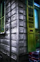 New Orleans Corner Rustic by avataria