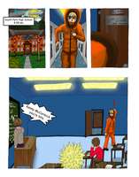 The Defense League Issue #1: Page 4 by XxKewonaWolfxX