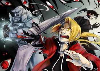FMA by SixofClovers