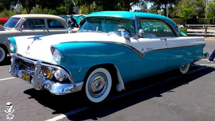 1955 Ford Fairlane Victoria by CZProductions