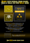 Breath Of The Wild (Atari 2600) by debureturns